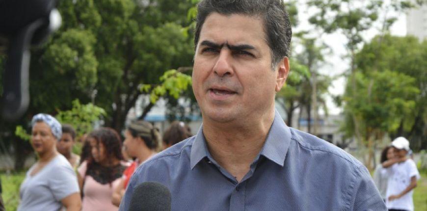 Emanuel Pinheiro anuncia que vai recorrer de decisão que o afastou da Prefeitura (Crédito: Assessoria - Cuiabá)