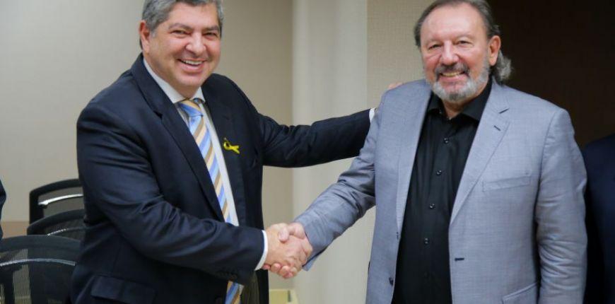 Conselheiros decidem que Novelli será presidente do TCE pela terceira vez (Crédito: Assessoria - TCE/MT)
