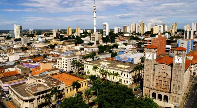 Em Mato Grosso, 15 municípios estão com risco alto de contaminação pela Covid-19 (Crédito: Reprodução)