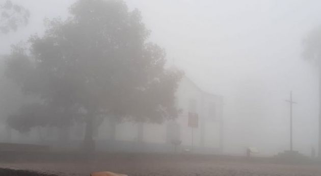 Nova frente fria promete derrubar temperatura; Cuiabá terá 8ºC e Chapada dos Guimarães 3ºC (Crédito: Wallmir Santana - Olhar MT)