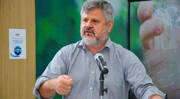 Roberto Stopa vai assumir comando da Prefeitura de Cuiabá por tempo indeterminado (Crédito: Davi Valle - Ascom/Cuiabá)