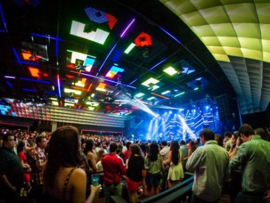 Funcionamento de casas de shows, espetáculos e boates está liberado na Capital (Crédito: Reprodução)