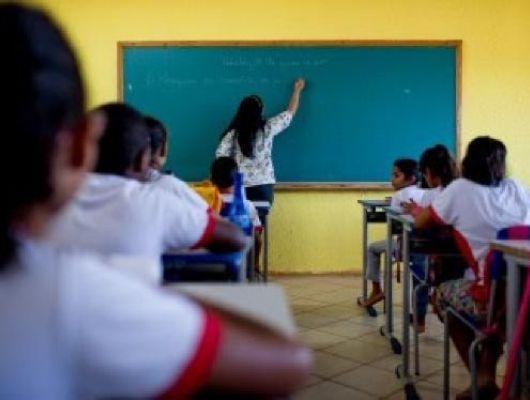 Aulas presenciais na rede municipal de Cuiabá retornam no próximo dia 27 (Crédito: Reprodução)