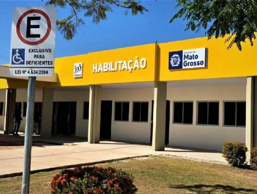 Prazo para regularização das CNHs vencidas continua suspenso (Crédito: Lidiana Cuiabano - Detran/MT)
