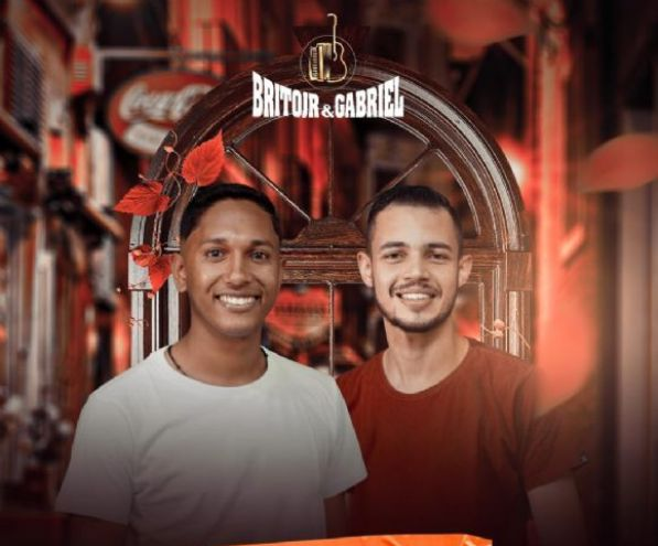 Dupla chapadense lança primeira música de trabalho nas principais plataformas digitais (Crédito: Divulgação)