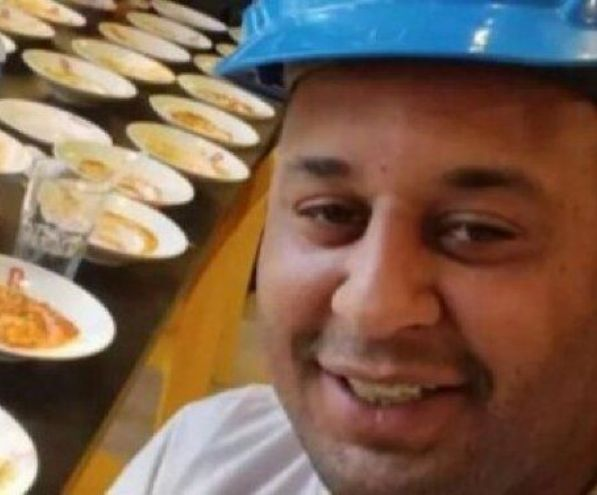 Homem ''guloso'' é expulso de rodízio por comer 14 pratos (Crédito: Reprodução)