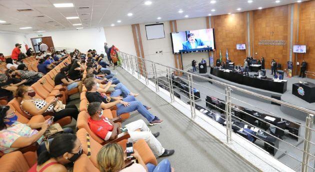 Deputados aprovam LDO com RGA de 6,05% para servidores estaduais (Crédito: JLSIQUEIRA / ALMT)