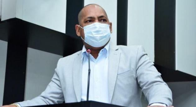 Juca do Guaraná defende que ferrovia estadual se chame Senador Vicente Vuolo (Crédito: Assessoria - Câmara Cuiabá)