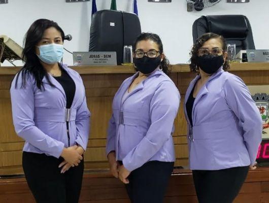 Vereadores aprovam lei que institui campanha combate à violência contra a mulher em Chapada dos Guimarães (Crédito: Reprodução)