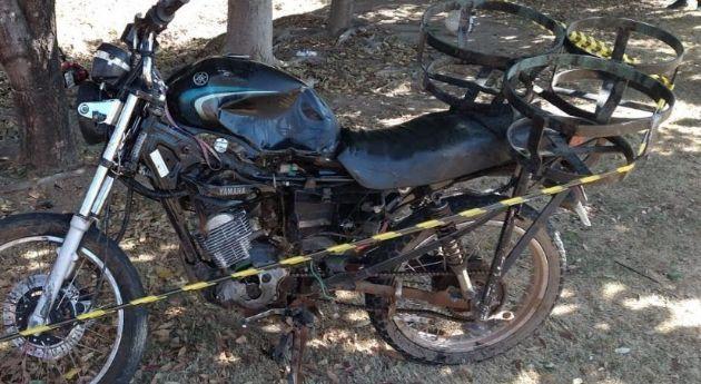 Designer gráfico morre em trágico acidente de moto em Sinop (Crédito: Caliu Menezes - Cidade Verde)