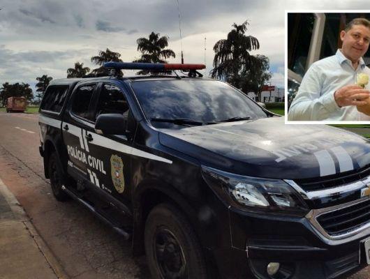 Corpo de empresário é encontrado no Rio Cuiabá; estava desaparecido desde quinta-feira (14) (Crédito: Reprodução)
