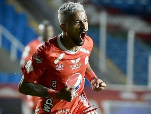 Cuiabá anuncia contratação do meia colombiano Yesus Cabrera (Crédito: Reprodução)