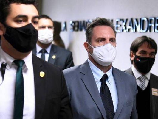 Golpistas que negociavam vacinas festejaram 'último dia de pobre' (Crédito: Edilson Rodrigues/Agência Senado)