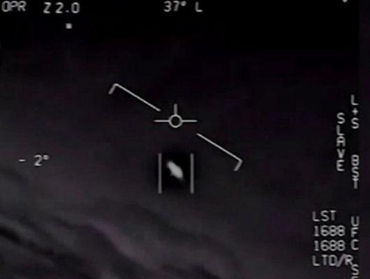 Pentágono divulga aguardado dossiê sobre OVNIs; aliens não são descartados (Crédito: Departamento de Defesa dos EUA)