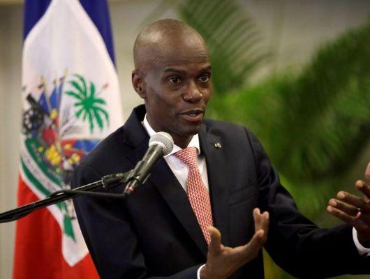 Presidente do Haiti é assassinado em casa durante a noite, diz premiê (Crédito: Andres Martinez Casares - REUTERS)