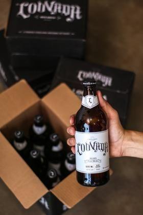 Cervejaria Louvada agora oferece desconto e frete grátis em loja virtual