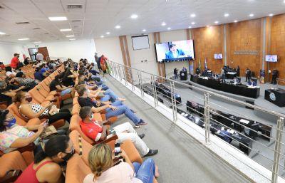 Deputados aprovam LDO com RGA de 6,05% para servidores estaduais
