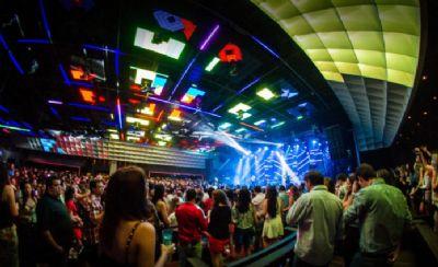 Funcionamento de casas de shows, espetáculos e boates está liberado na Capital