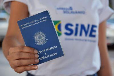 Sine oferece 127 vagas de emprego; ajudante de carga e descarga e também de obras são destaque