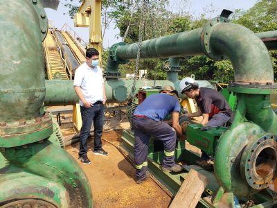 Prefeito de VG afirma que abastecimento de água vai melhorar ainda em 2021