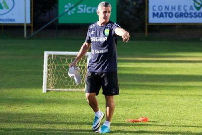 Jorginho estreia nesta quarta-feira (07) no jogo entre Cuiabá e Bragantino
