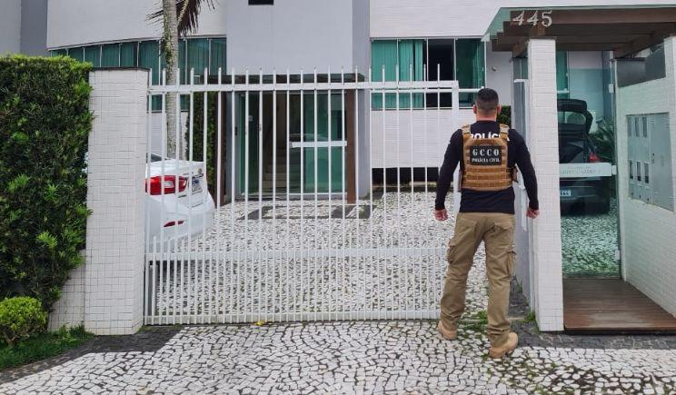 Polícia prende golpistas de site de compras e  mansão é confiscada em Mato Grosso
